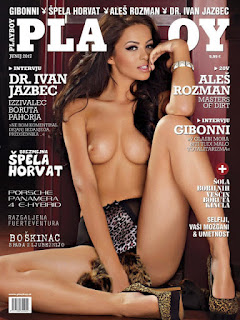 Playboy Eslovenia - Junio 2017 PDF Digital