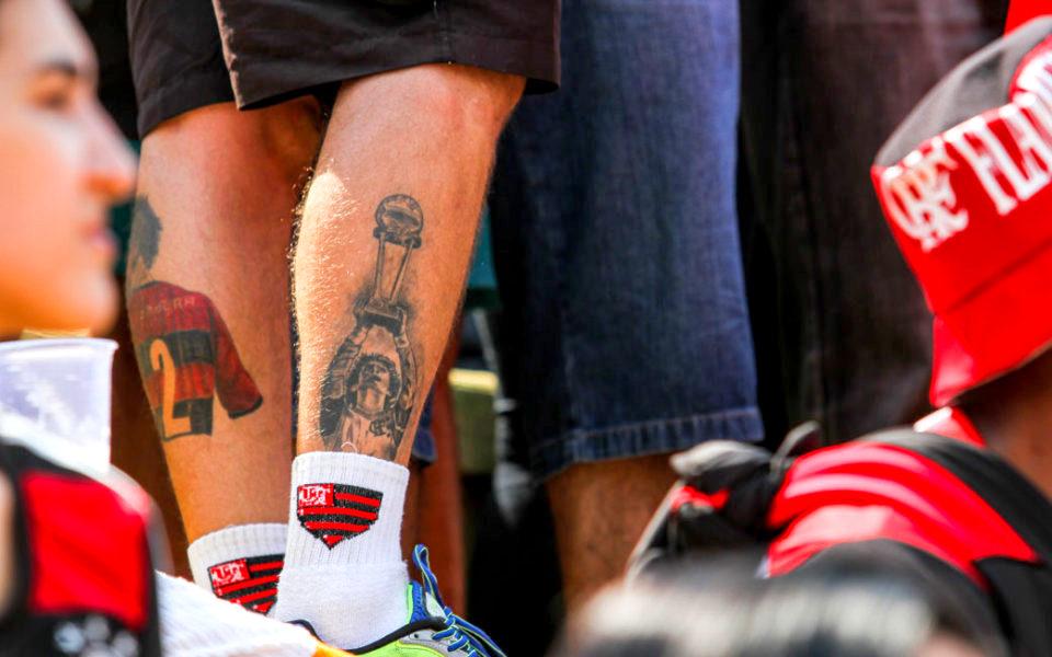 Amor Na Pele Confira As Lindas Tatuagens Em Homenagem Ao Mengão