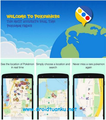 Cara Menggunakan Poke Where di Android