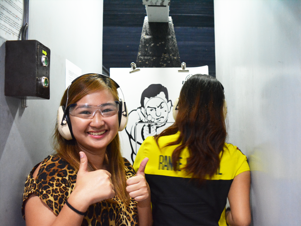 First Shooting Experience at Club Ultima Sharp Shooters Club