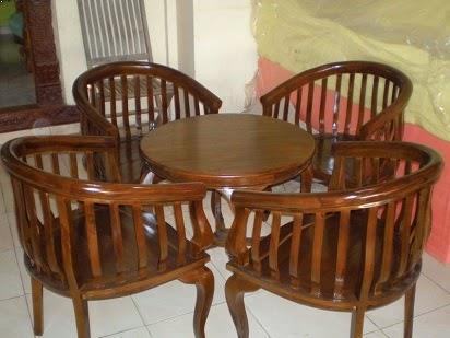 kursi kayu harga