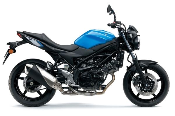 Suzuki SV650 2016