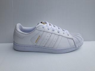 Adidas Superstar Putih polos