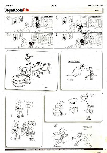 Sepakbola Ria EDISI NO. 781 / JUM'AT, 13 MARET 1998