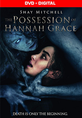 The Possession Of Hannah Grace [2018] [DVD R1] [Subtitulado]