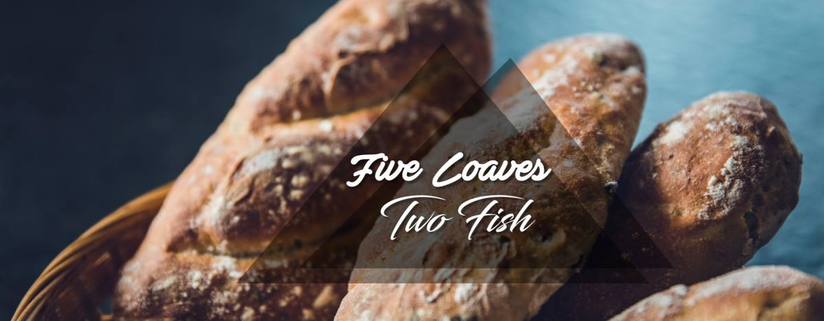 Ldt for Five loaves two fish