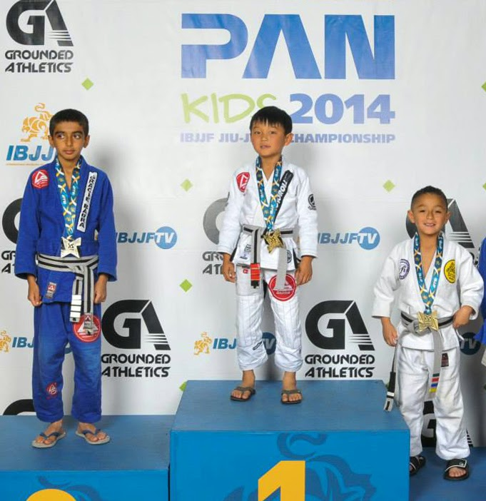 World of Jiu Jitsu: 2014 Pan Jiu Jitsu Kids Results - The