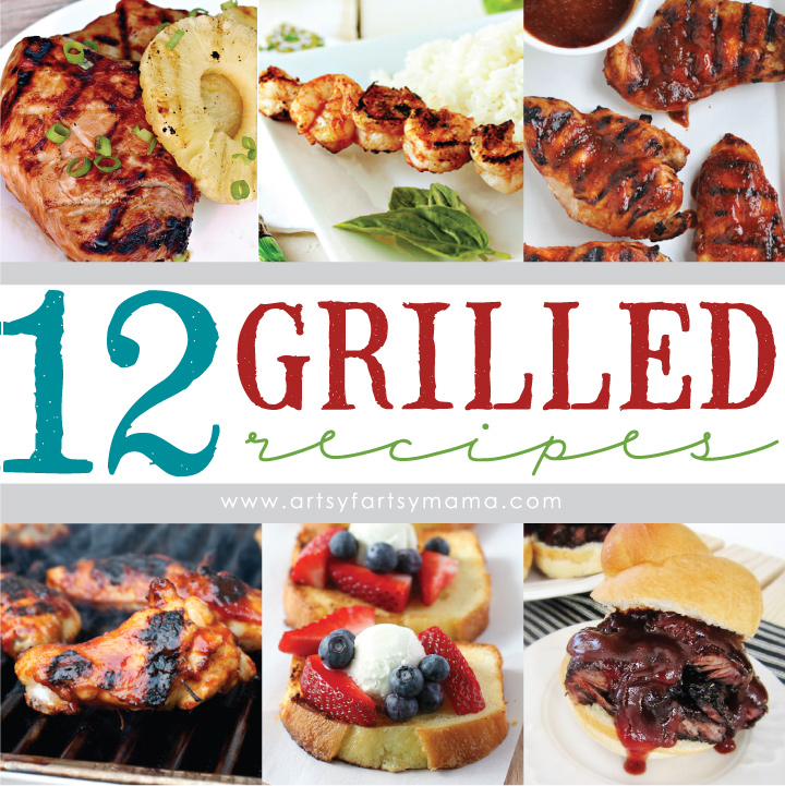12 Grilled Recipes