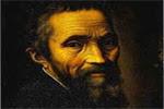 Autorretrato de Michelangelo Buonarroti