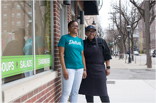 Detroit women business owners