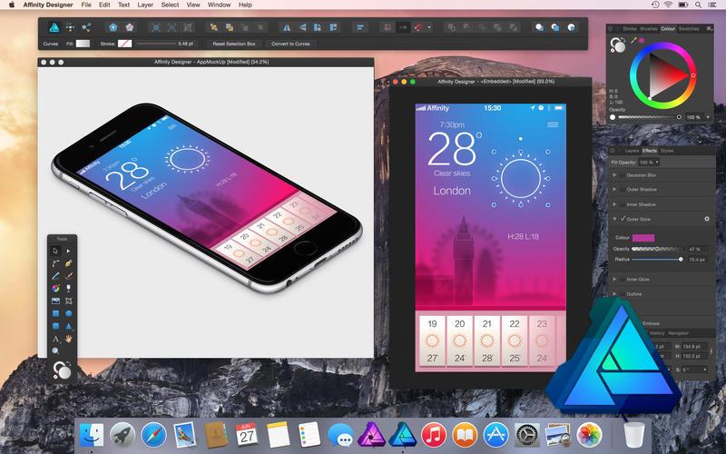 Affinity Designer 1.3 cracked for Mac - Professional ...