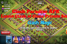 Clash paradise APK Download free Gems