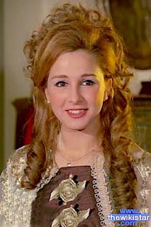 نجلاء فتحي (Naglaa Fathy)، ممثلة مصرية