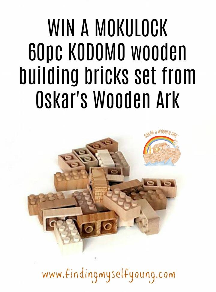 Win Mokulock thanks to Oskar's Wooden Ark