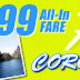 P799 All-In Fare Cheap Flight to Coron Palawan 2018