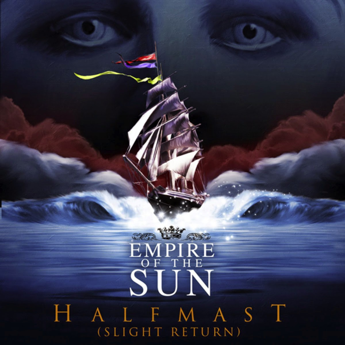 "Empire Of The Sun ""Half Mast"" - Slight Return"