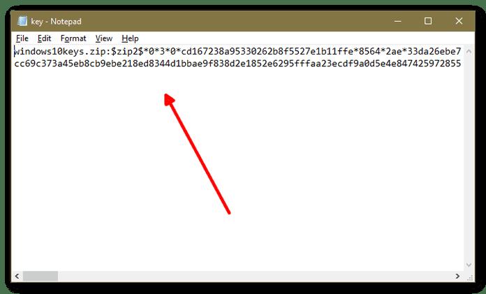 Comment Cracker Le Mots De Passe Pour Les Fichier Zip Site Astuces
