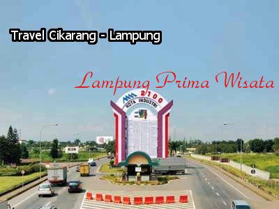 Travel Cikarang Lampung - Indotranz.com