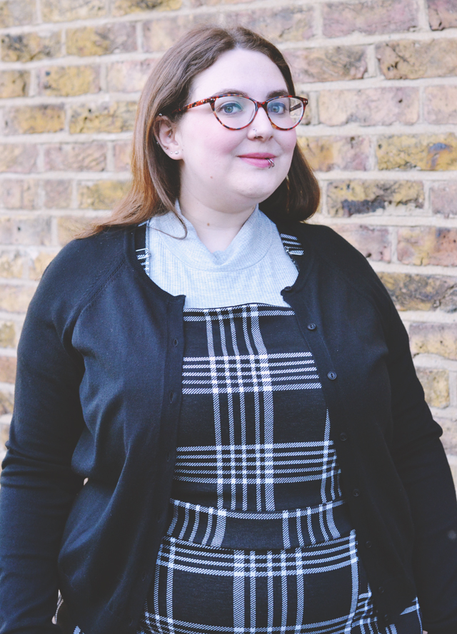 Black cardigan plus size