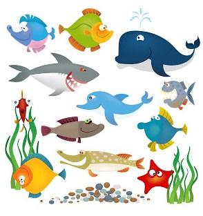 Tips Dan Contoh Mewarnai Ikan Laut Yang Cantik Dunia Laki Laki