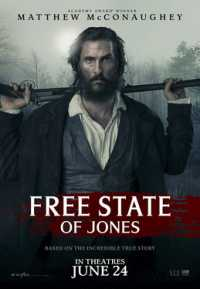 Download Free State of Jones 2016 Dual audio Movie 300mb HDRip