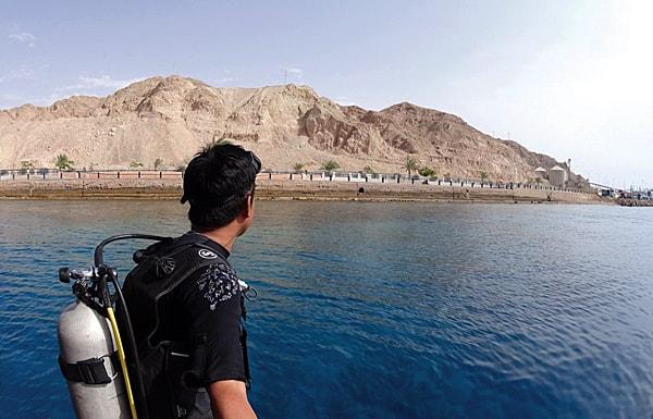 Jordan Diving
