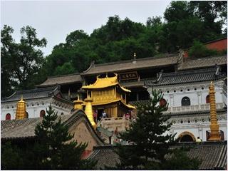 วัดเสียนทง (Xiantong Temple) / อู่ไถซาน (Mount Wutai)