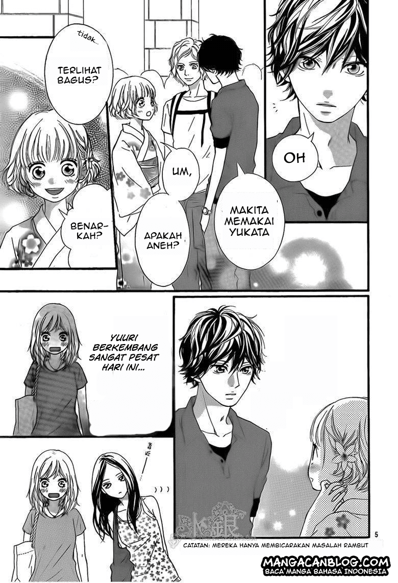 Ao Haru Ride Chapter 15-6