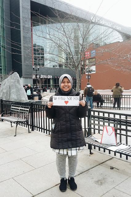 Farah H at EXOluXion in New York