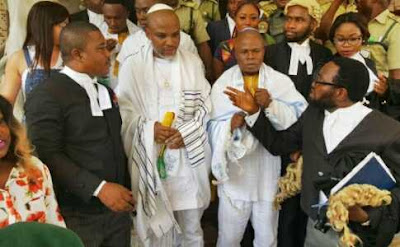 Nigeria is a Country of Savages and Animals! - Video of Nnamdi Kanu Goes Viral (Watch video)