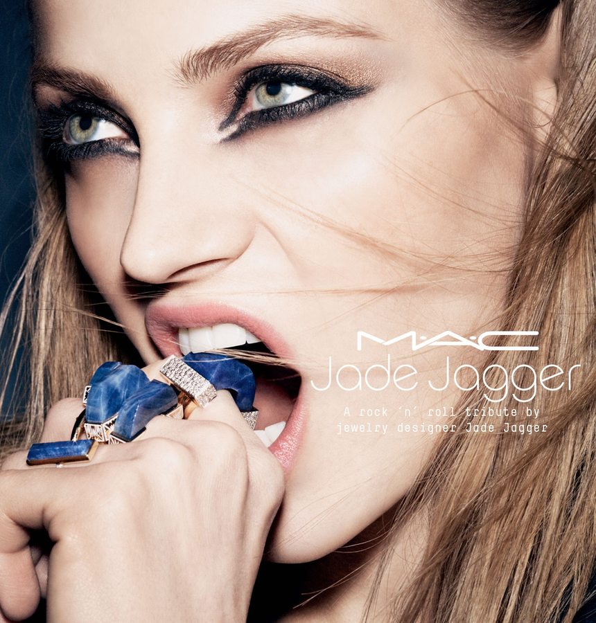 M·A·C JADE JAGGER COLLECTION