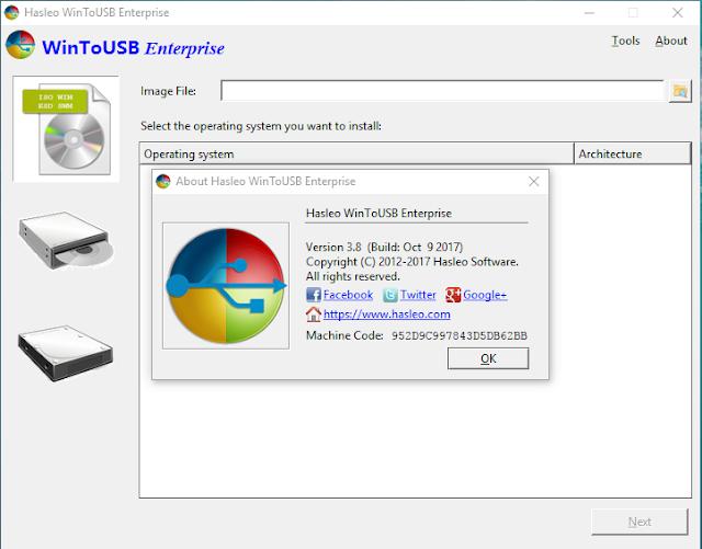 wintousb enterprise key multilingual portable