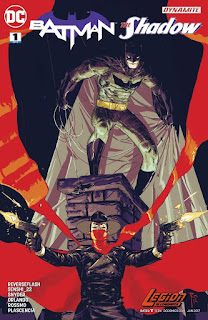 Batman y The Shadow