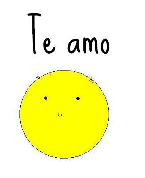 Summer 2013: I love you in Spanish