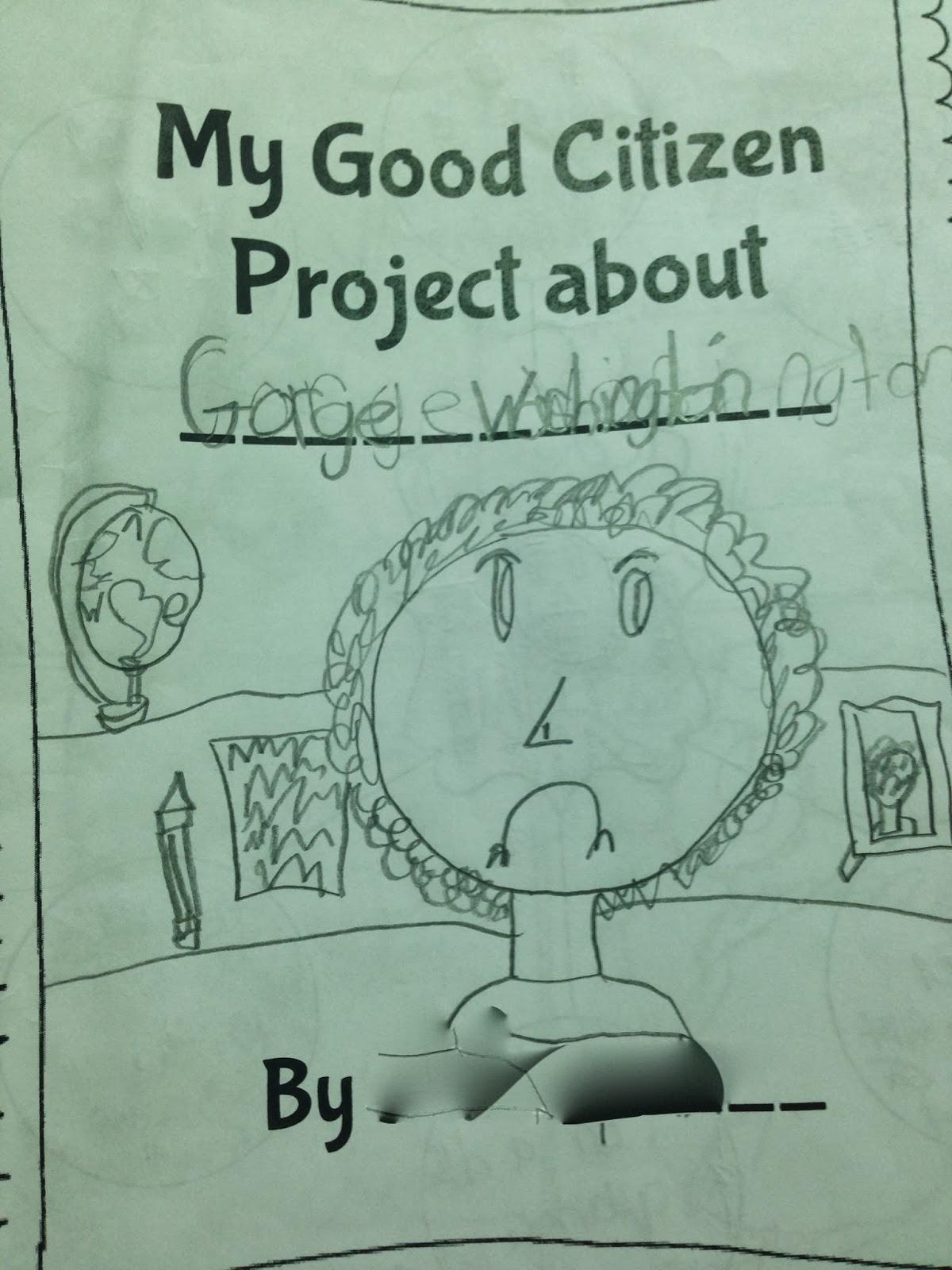 The Adventures Of A K 1 Teacher Good Citizenship