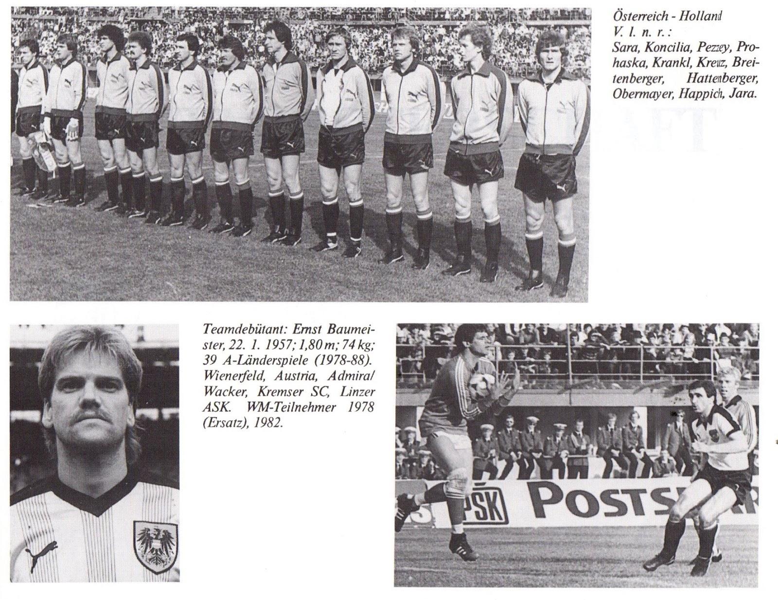 Soccer Nostalgia International Season 1977 78 Part 10 May 1978