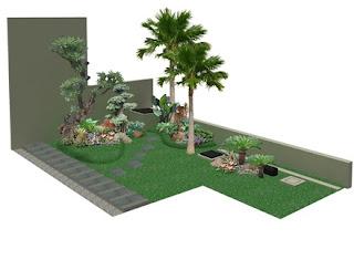 Desain Taman Surabaya - tukngtamansurabaya 77