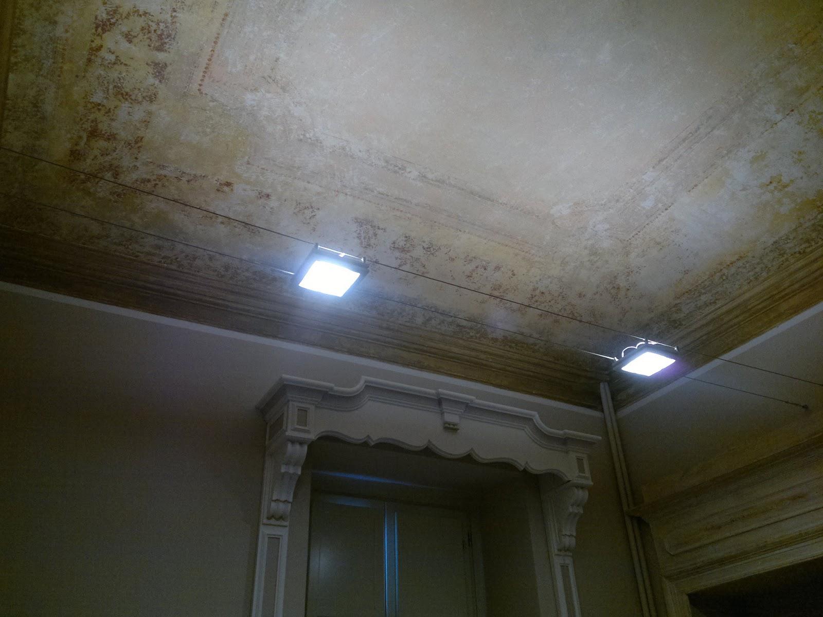 Illuminazione led casa aprile