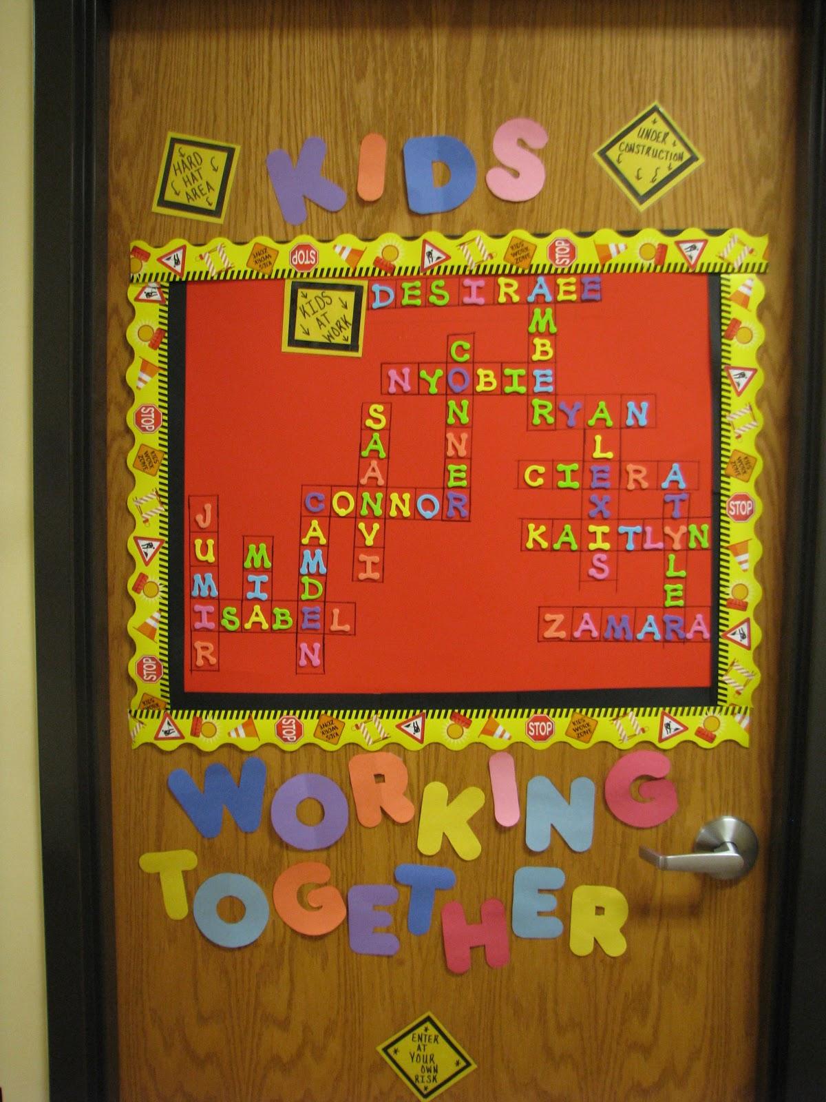 The Creative Prek Classroom Construction Theme