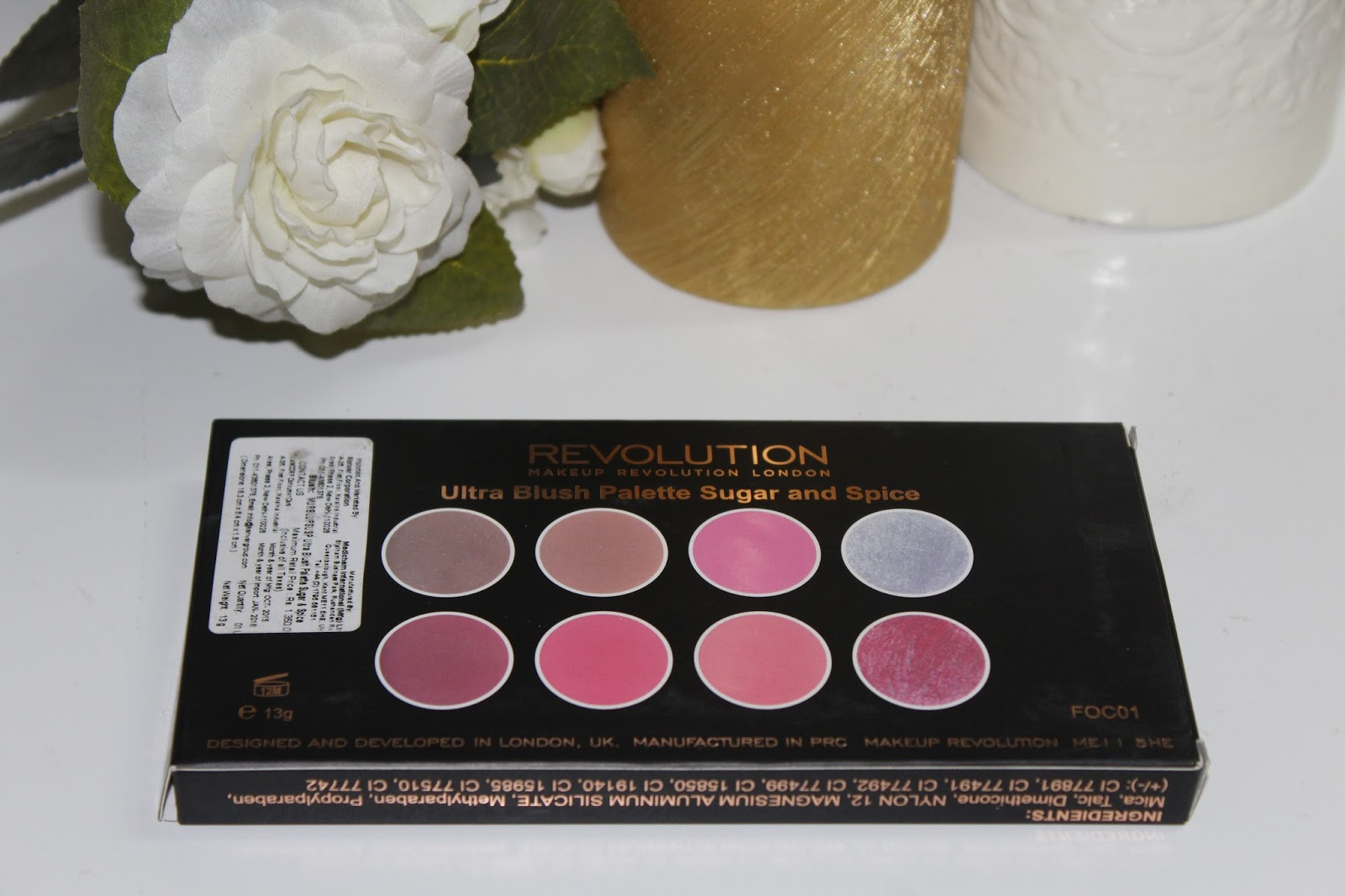 Let's start the review by talking about the packaging. The packaging, as you can see from the picture, is a simple black rectangular palette which is made ...