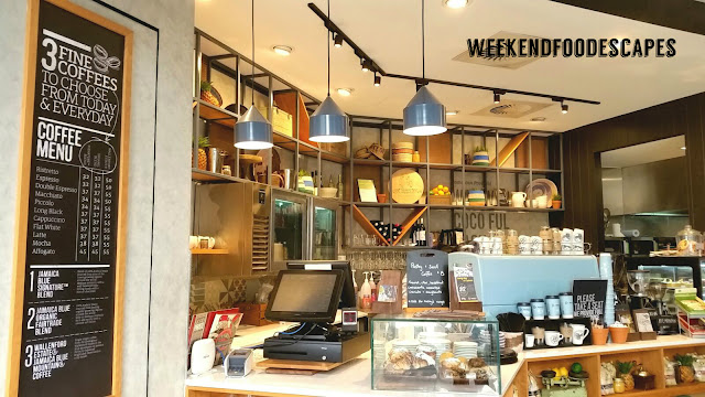Jamaica Blue Is An Australian Café Franchise Renowned For Quality Coffee And Surprisingly Good Breakfast Lunch Options Strong Value Money