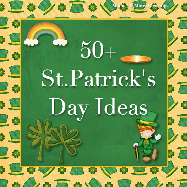50+-St-Patrick-Day-Ideas