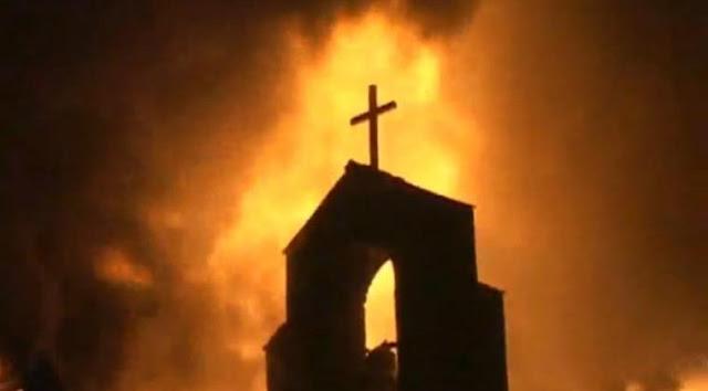 Warga Banjarmasin Tolak Rencana Pembangunan Gereja Bethel di Pemukiman Islam
