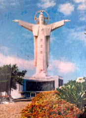 Statue of Jesus in Vung Tau - Vietnam