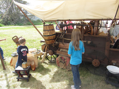 Historical Rendezvous-The Unlikely Homeschool