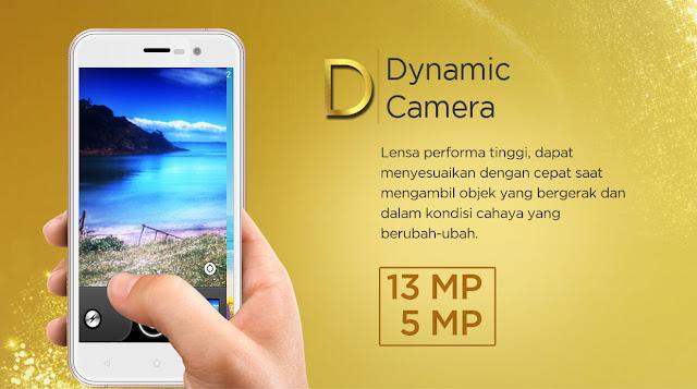 Camera Advan i5A 4G LTE