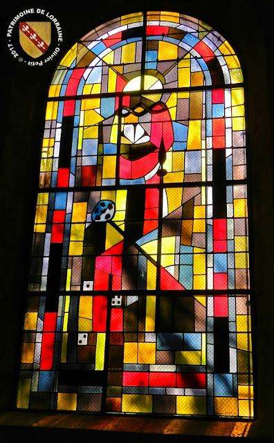 CONTREXEVILLE (88) - Eglise Saint Epvre (XIIe-XIXe siècles)