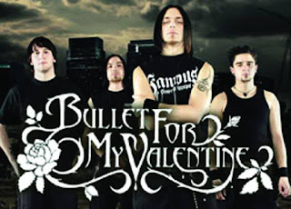 Photo des membres de Bullet For My Valentine