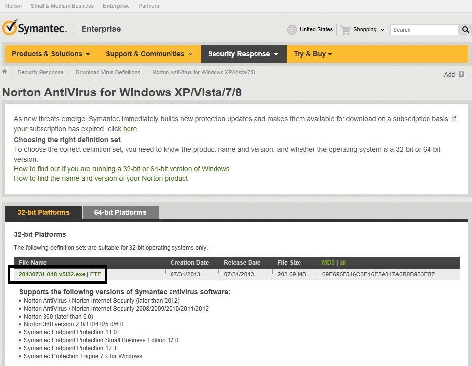 Symantec Endpoint Protection - Symantec Corp.