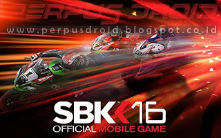 Download SBK16 Official Mobile Game V1.0.6 Mod Apk+Data Terbaru
